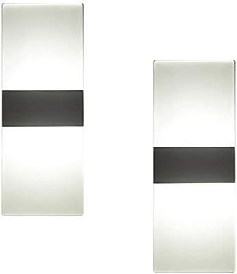 DSDY Moderno minimalista creativo lámpara de pared de acrílico LED ...