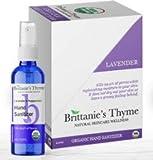 Brittanie's Thyme Organic Travel Hand Sanitizer