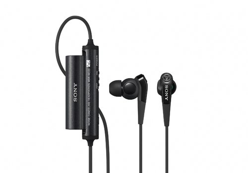 Sony MDRNC33 Noise Canceling Earbuds (Black) (Discontinued by Manufacturer)