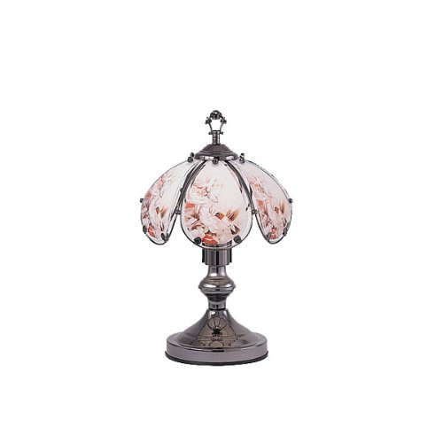 Wrapables Hummingbird Motif Touch Lamp - 14.5