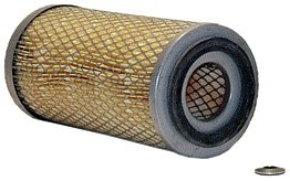 WIX Filters - 42538 Heavy Duty Air Filter, Pack of 1