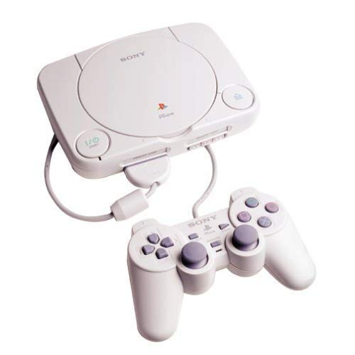 (Sony Playstation PS One - Video Game Console (Renewed))