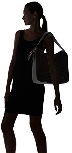 Kendall + Kylie Molly - Borse a spalla Donna, Schwarz (Black), 17x35x28 cm (B x H T)