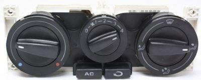 Evan-Fischer EVA53772049835 A/C AC & Heater Control 1-piece Design