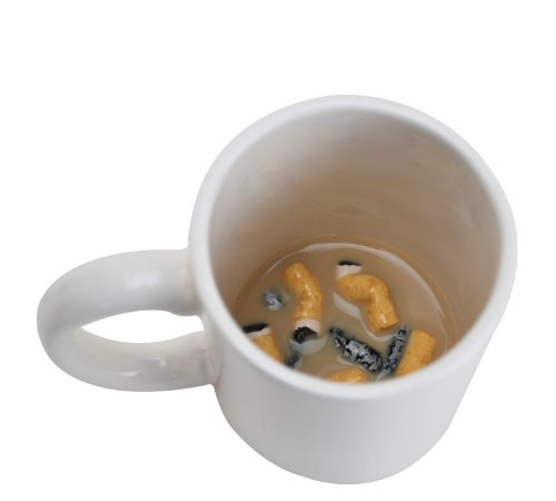 BigMouth Inc Gross Smokers Prankster Mug