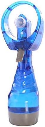 Tivollyff ミニスプレーファン/ウォータージェットファン冷却ファンハンドヘルドウォーターミストファンバッテリー電源ミストストアボトル夏用撥水剤