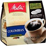 Melitta Colombian Coffee Pods, 16 count(Case of 2)