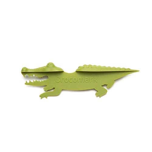 Gshy Crocodile Marque-Pages en Plastique Vert Cadeau pour Lecteur
