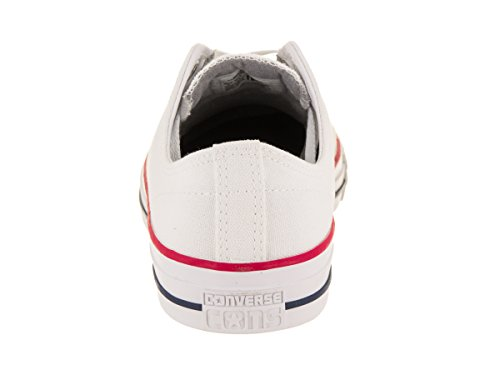 Converse Unisex Chuck Taylor All Star Pro Ox Basketball Shoe White/Red/Insignia a1Wa1u