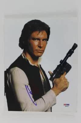 Harrison Ford Star Wars Han Solo Signed Authentic 8x10 Photo Psa/dna #q45557 - Signed Photographs