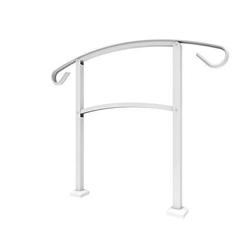 Railing Now - Triad 3FT Transitional Handrail (White) for sale  Delivered anywhere in USA