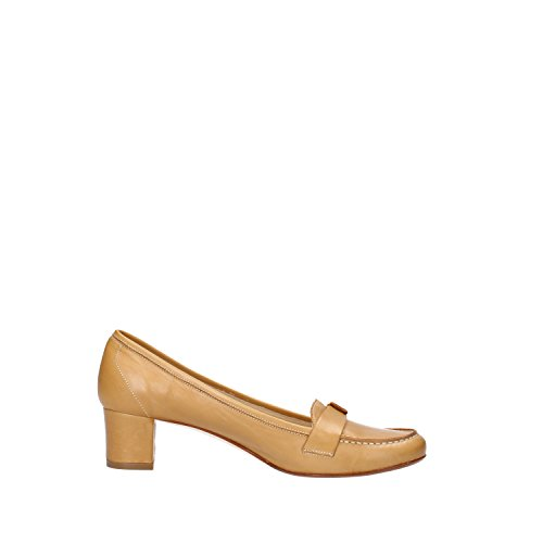 CALPIERRE Zapatos de Salón Mujer 38 EU Pulidor Cuero AG726