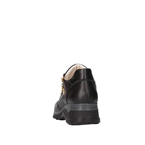 Donna Cesare Nero Paciotti Pelle Pm84black Sneakers TxwBFxZ