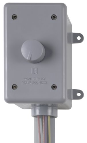 Box Weatherproof Volume Control - Russound WALTx-2 Weatherproof Volume Control