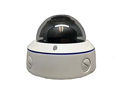 101AV 1080P True Full-HD 4in1 (TVI, AHD, CVI, CVBS) 2.8-12mm Varifocal Lens IR in/Outdoor Dome Camera Sony 2.1 Megapixel 1920x1080 Image Sensor 18 pcs Smart IR 100ft IR Range DWDR UTC OSD IP66 by 101 Audio Video Inc.