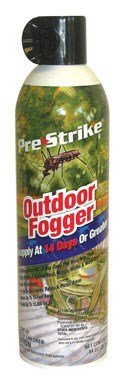 Pre-Strike Outdoor Mosquito Fogger Multiple Insects Fogs 14 Oz