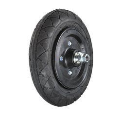 Razor 200x50 Complete Front Wheel for Razor E100 / E200 / eSpark Electric Scooters (Scooter Front Tire)
