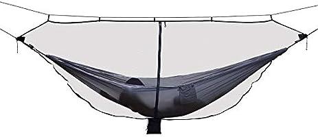 Hamac Moustiquaire Camping Hamac en Nylon Universel Pliable Camping Hamac Moustiquaire Parfaitement Moustiquaire