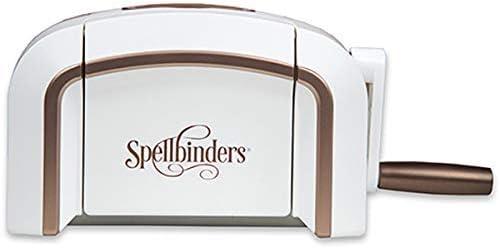 Spellbinders Platinum 3D Embossing Platte