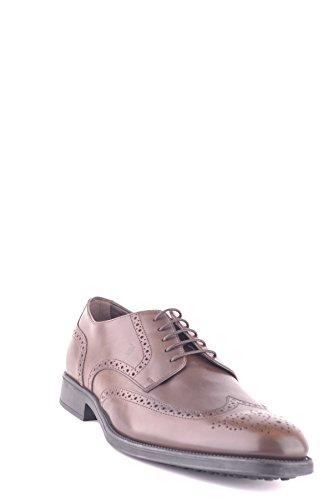Homme Tod's Chaussures Cuir Marron MCBI293112O À Lacets 6wqUw