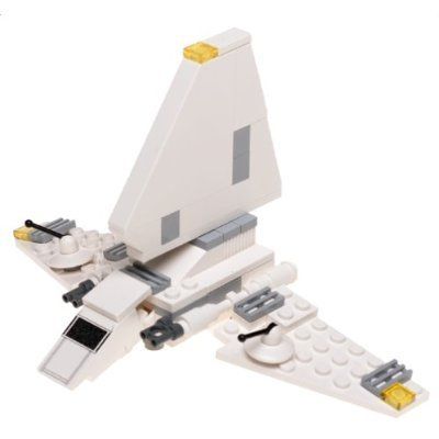 LEGO Star Wars Mini Imperial Shuttle (4494) (Legos Star Wars Imperial Shuttle)