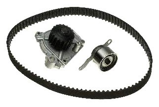 Gates TCKWP224A Engine Timing Belt Kit with Water Pump