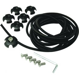 232925 Surftech Sup Black Deck Rigging Kit