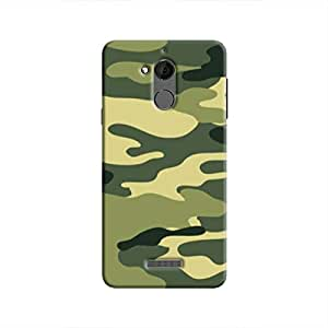 Cover it up Jungle Camo Hard Case for Coolpad Note 5 - Multi Color