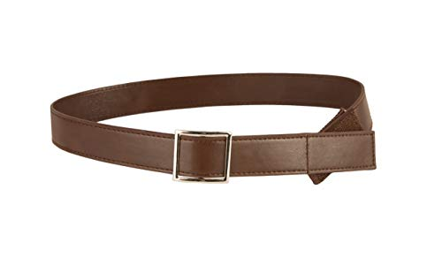 Myself Belts - Brown Leather Eas...
