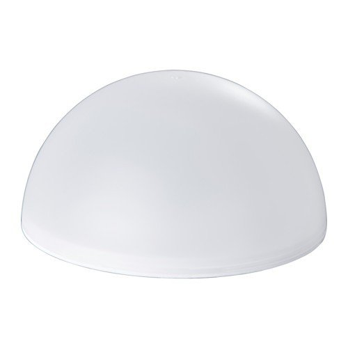 Ikea Solvinden Lampe Led Solaire Demi Sphère ø 18 Cm Hauteur 10 Cm