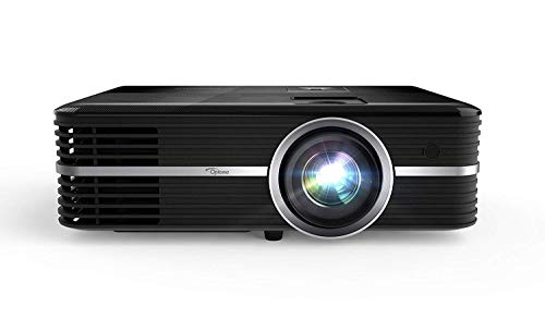 Optoma UHD51ALV 4K UHD Smart Home Theater Projector, Works with Amazon Alexa & Google Assistant