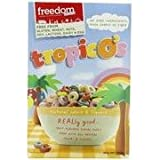 Freedom Foods Tropicos 285-Gram Boxes (Pack of 5)