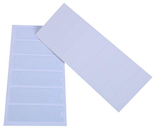 120 Plastic Inserts For Binder