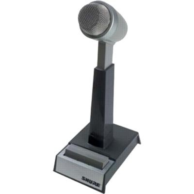 Shure 522 Dual Impedance Cardioid Dynamic Base Station Microphone by Shure