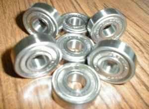 1 x Cojinete de Miniatura 623 ID 3mm Od 10mm Ancho 4mm