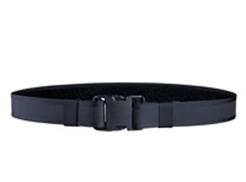 Bianchi 7202 Black Nylon 1 3/4 Gun Belt (Small, 28-34)