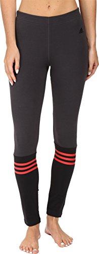 Adidas Mujer 3 Stripe Crew Leggings, 3 Leggings, pequeño, Stripe utilitario negro 420073b - accademiadellescienzedellumbria.xyz