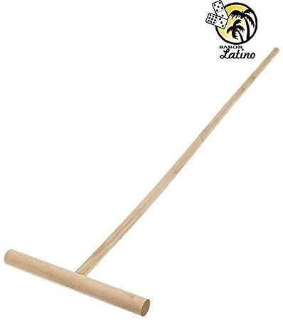 Cuban Wood Mop Stick , Palo de Trapiar.