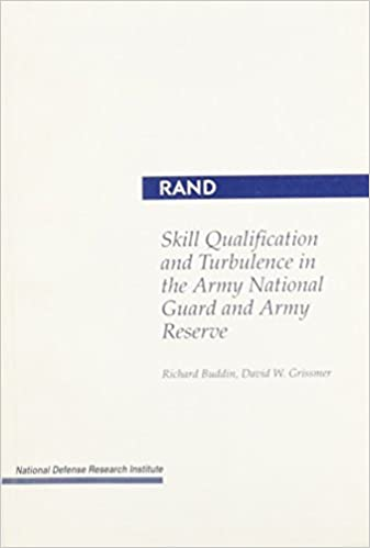 Amazon com: Skill Qualification and Turbulence in the Army