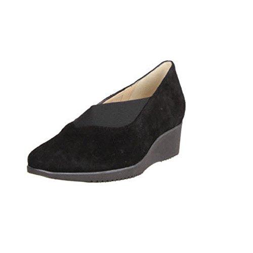 Hassia genua shoe fashion gmbH - Schwarz, Altsilber