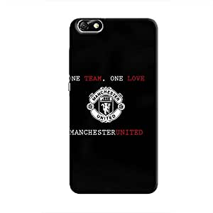 Cover It Up - Manchester United 1 Team, 1 Love Honor 4X Hard Case