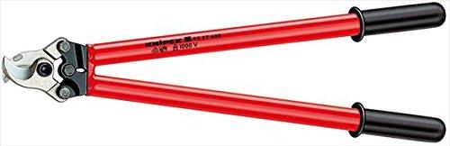 KNIPEX(クニペックス):絶縁ケーブルカッター 1000V 9527-600 B01AXXWQN2