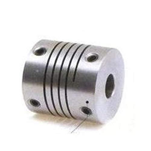 Inner Diameter: 6-10 Fevas 1pcs CNC Flexible Jaw Spider Plum Coupling Shaft Coupler RS D20 L25mm Internal Diameter 5//6//6.35//8//10