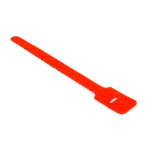 Hellermann Tyton GT.50X83C2 Grip Tie, 8.0''x.5'', Polyamide; Polyethylene, Orange (Pack of 100)