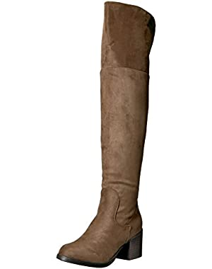Women's Sall Over The Knee Boot