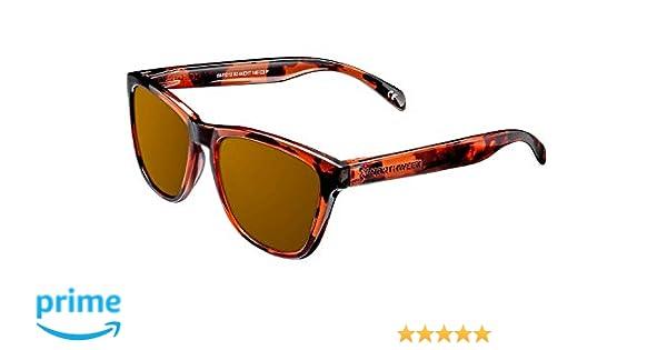 Northweek Regular Tortoise - Gafas de Sol Polarizadas para Hombre y Mujer, Tortoise / Ámbar