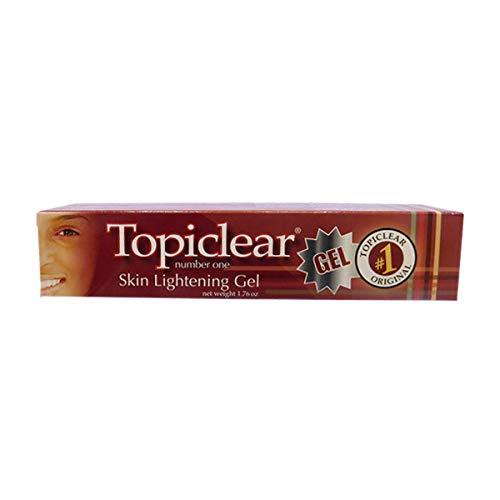 Topiclear Number One Skin Lightening Gel 1.76 oz / 50g (2 Pack)