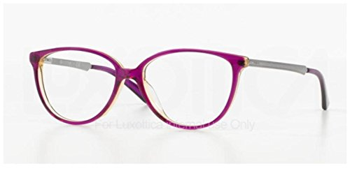Eyeglasses Vogue VO 2866 2268 TOP TR VIOLET/TR - Prices Vogue Frames Glasses