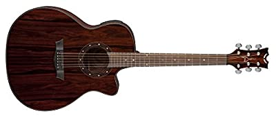 Dean Exotica Cocobolo Acoustic Electric Guitar