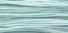 Weeks Dye Works Over-Dyed 6-Strand Embroidery Floss, 5 Yds: Aqua